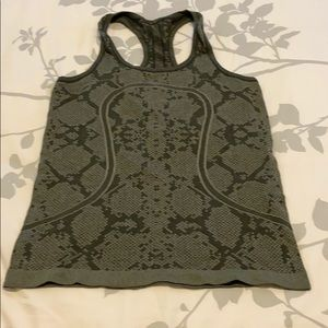 Authentic Lululemon Run Swiftly Tank
